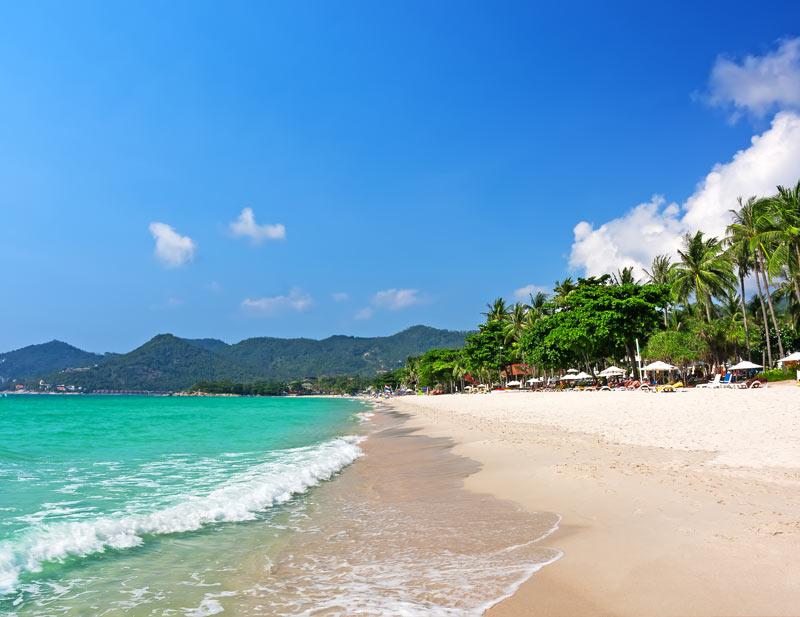 Chaweng gay beach