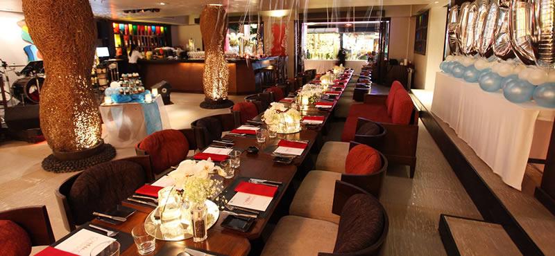 Red Snapper restaurant Koh Samui