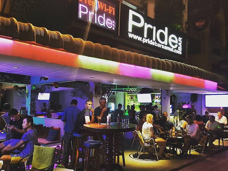Gay Bars in Koh Samui