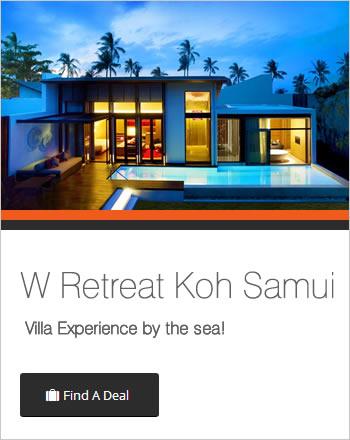 W Hotel Koh Samui
